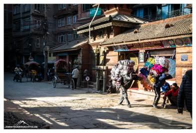 Transporteure Kathmandu