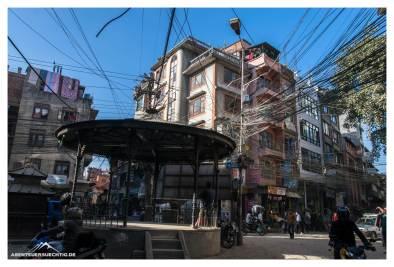 Technik die begeistert - Kathmandu