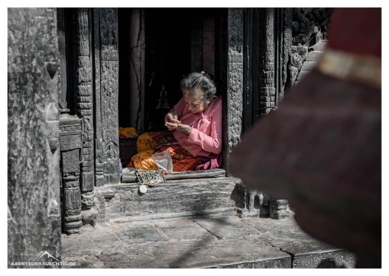 Handwerkskunst Kathmandu