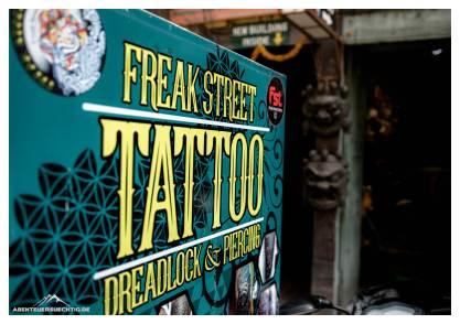 Freak Street Kathmandu