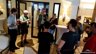 Empfang im Hotel Alte Post in Grossarl