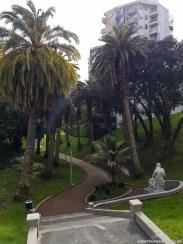 Myers Park Auckland