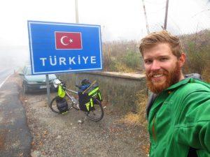 Mit dem Rad nach Istanbul