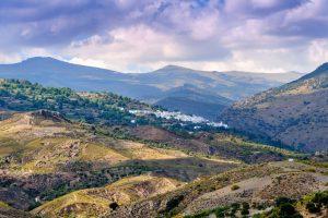 Granada und die weißen Dörfer Andalusiens