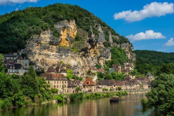 Eines der schönsten Dörfer Frankreichs: La Roque-Gegeac