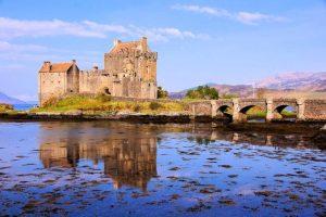 Schottland Eilean Donan Castle