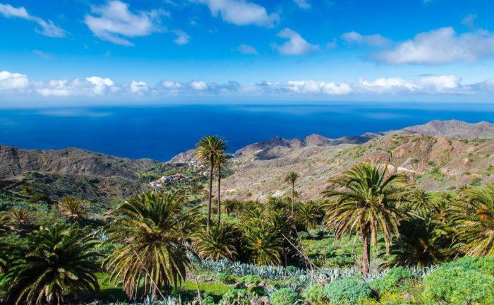 Wandern La Gomera, individuelle Wanderreisen auf den Kanaren