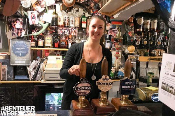 Gemütliche Pubs in Cornwall.