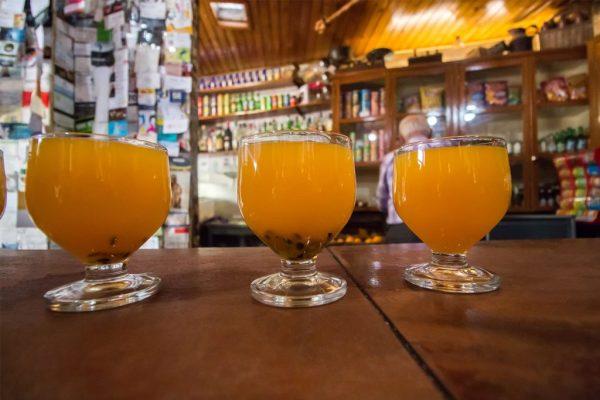 Poncha: Ein traditionelles Getränk auf der Insel
