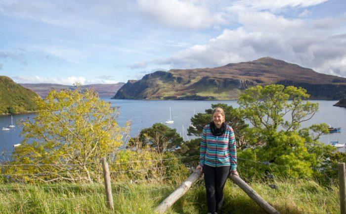 Isle of Skye und Portree Wanderurlaub