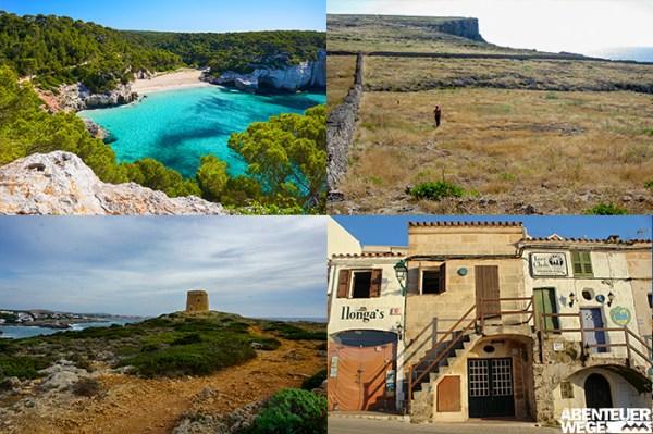 """Menorca - Auf dem Camí de Cavalls einmal um """"die Kleinere"""" wandern"""