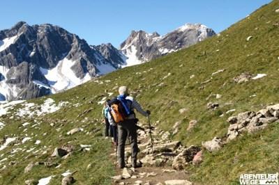 Individuell über die Alpen - auf dem Klassiker E5