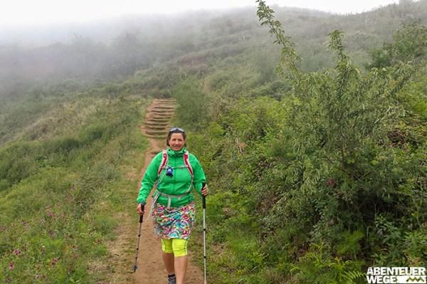 Stöcke, Tagesrucksack & Co. sind die perfekten Wanderbegleiter.