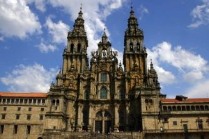 Kathedrale von Santiago de Compostela, Ende jedes Jakobswegs