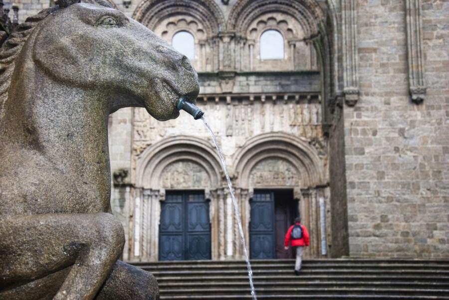 Platerías Pforte, Santiago de Compostela