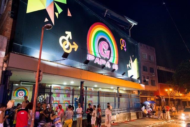 Baladas LGBT no Rio de Janeiro Papa G