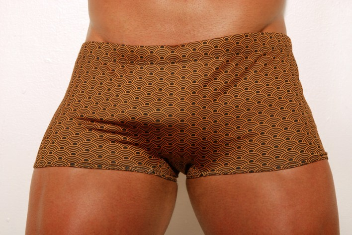 Sunga Boxer Aberbeach moda praia