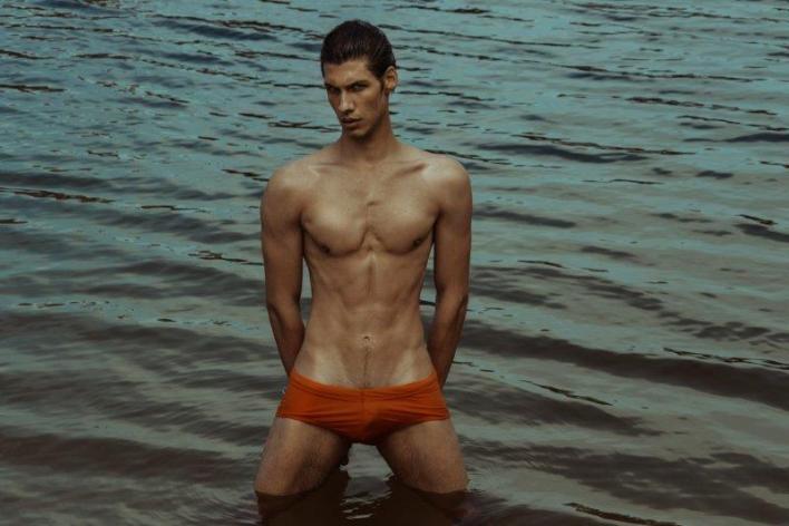 Sungas de praia masculina aberbeach