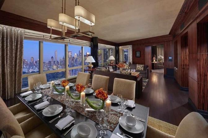 Hoteis Luxuosos Mandarim Oriental em New York