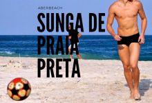 Photo of Como a Sunga de Praia Preta pode te deixar mais bonito. Veja os modelos de sunga.