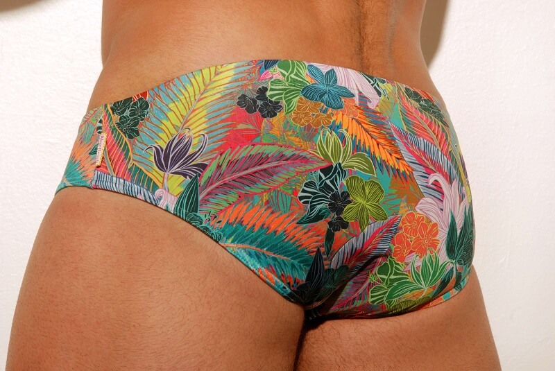 sunga cavada de praia lateral curta brief tipo carioca brazilian trunks sunga estreita da aberbeach moda praia