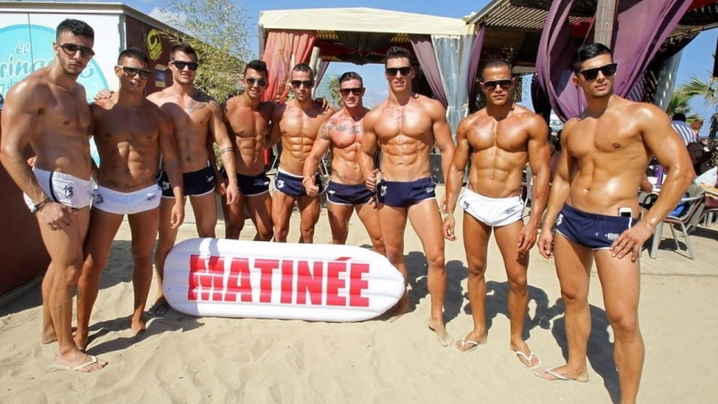 Circuit Festival barcelona 2020 Aberbeach moda praia masculina