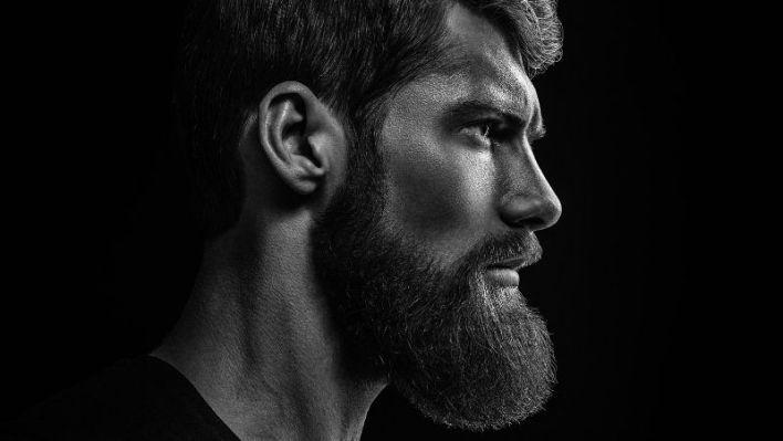 o melhor barba par seu tipo de rosto