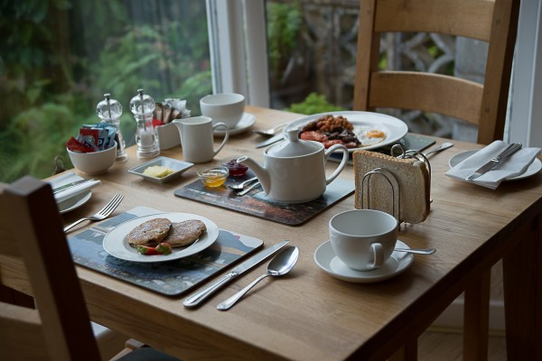 Breakfast at Aberconwy House