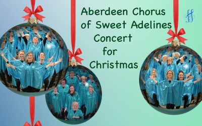 18th & 19th December – Aberdeen Chorus of Sweet Adelines Concerts for Christmas