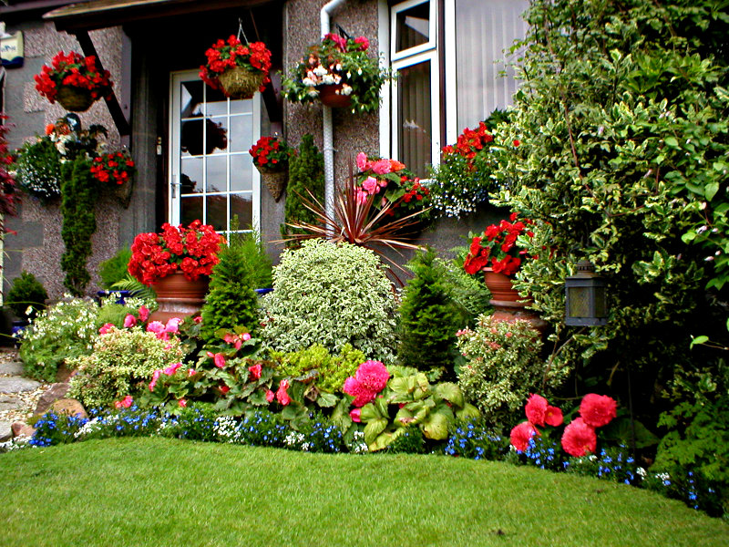 Aberdeen Garden Competition