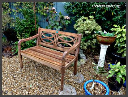 Garden bench (1)