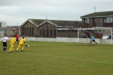 Tarves take the lead from the spot (3)