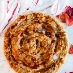 Salted Caramel Apple Pie | aberdeenskitchen.com