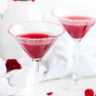 Raspberry Lemon Drop Cocktail   aberdeenskitchen.com