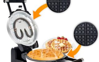 Top 10 Best Waffle Makers in 2018 Review