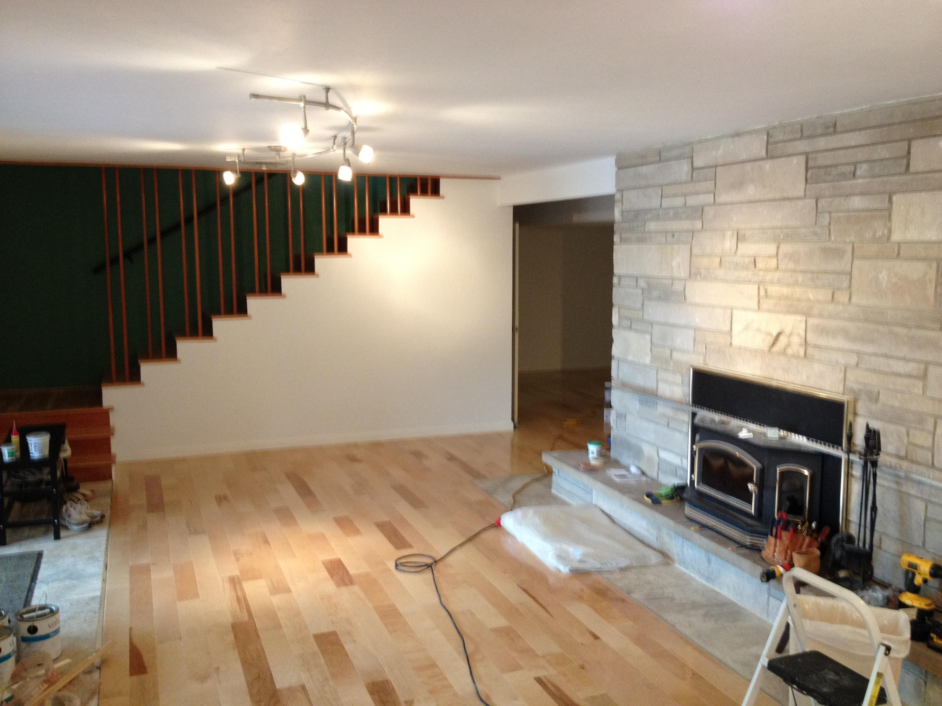 Summer Basement Remodeling Como A Better Construction Co