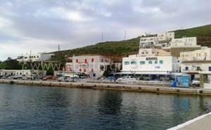 Kythnos Cyclades Greece