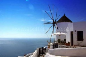 Santorini sightseeing Greece