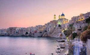 Syros travel Cyclades Greece