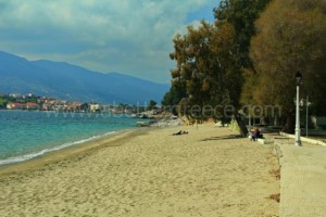 holidays on Poros, Greece
