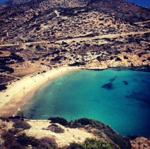 παραλίες στη Δονούσα