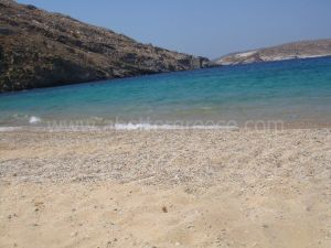Serifos beach, Cyclades, Greece