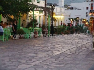 Sifnos restaurants, Cyclades, Greece