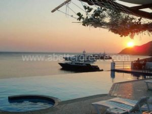 Sifnos sunset, Cyclades Greece