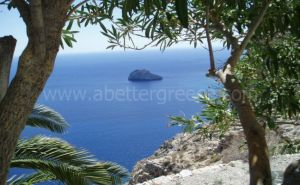 Amorgos island holidays Greece