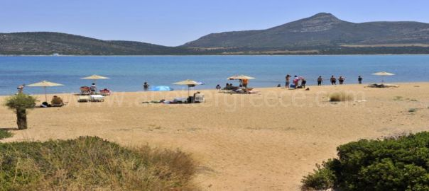 Ayios Georgios Antiparos Cyclades Greece