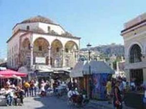 Mosques in Athens, Greece
