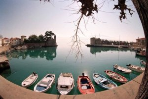 Nafpaktos beauty in Greece