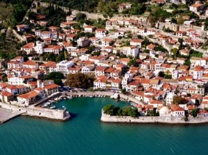 Nafpaktos history, Greece