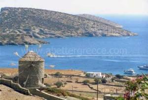 Schinnousa sightseeing, Cyclades Greece